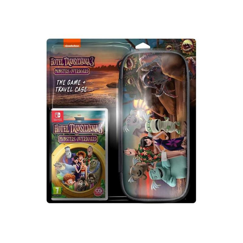 SWITCH Hotel Transylvania 3 - Monsters Overboard + Switch Case