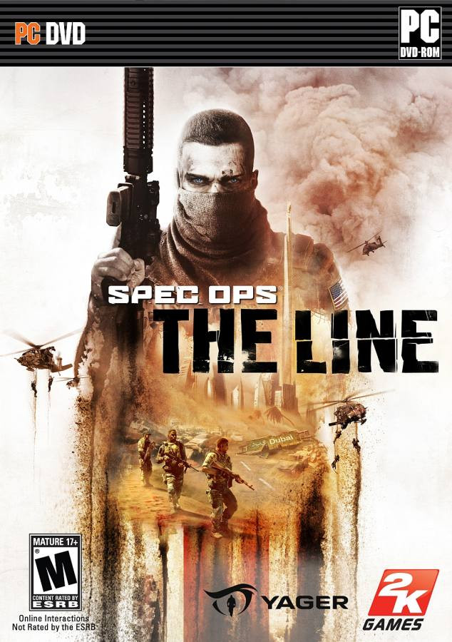 PCG Spec Ops The Line