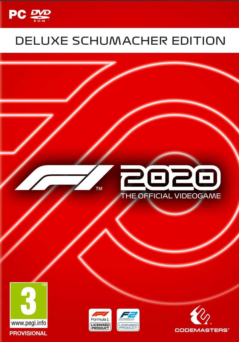 PCG F1 2020 - Deluxe Schumacher Edition