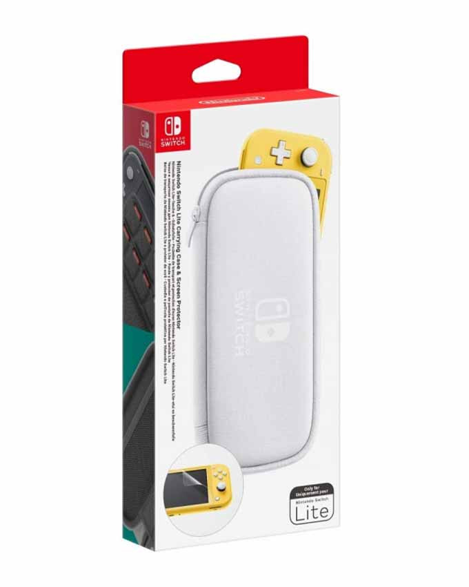Futrola Nintendo SWITCH Lite Carrying Case and Screen Protector