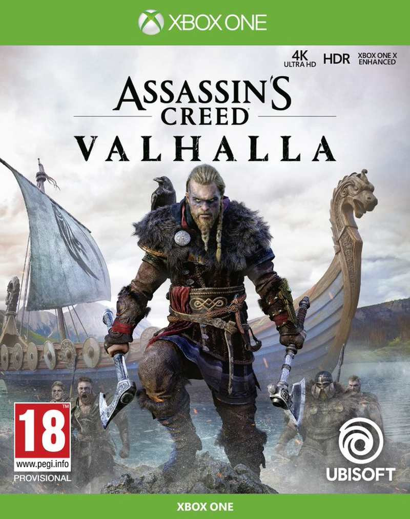 XBOX ONE Assassins Creed Valhalla