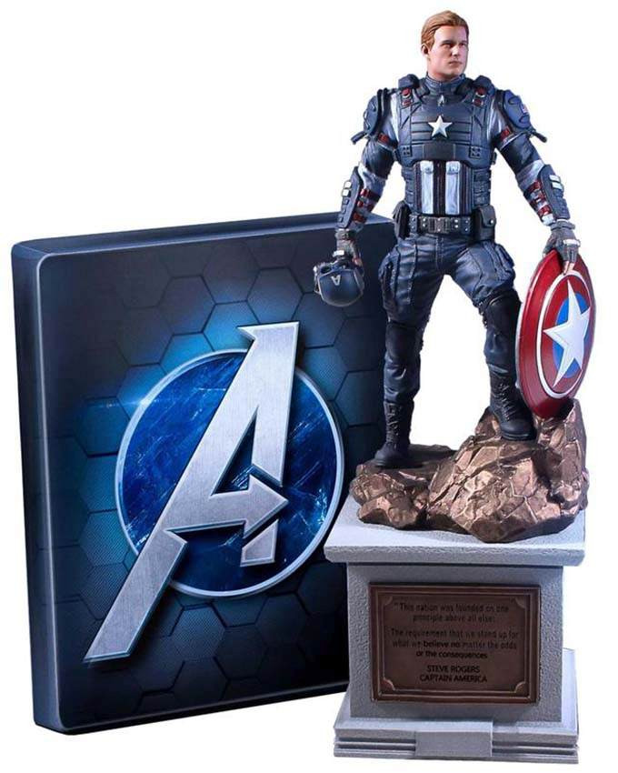 PS4 Marvels Avengers - Earths Mightiest Edition