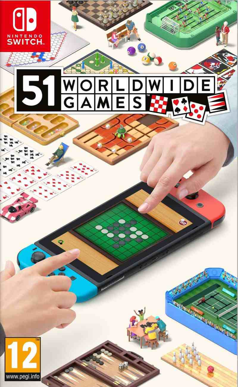 SWITCH 51 Worldwide Games
