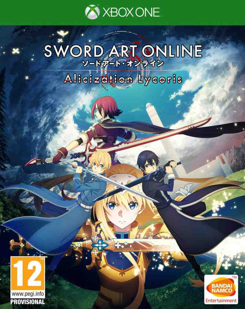 XBOX ONE Sword Art Online - Alicization Lycoris