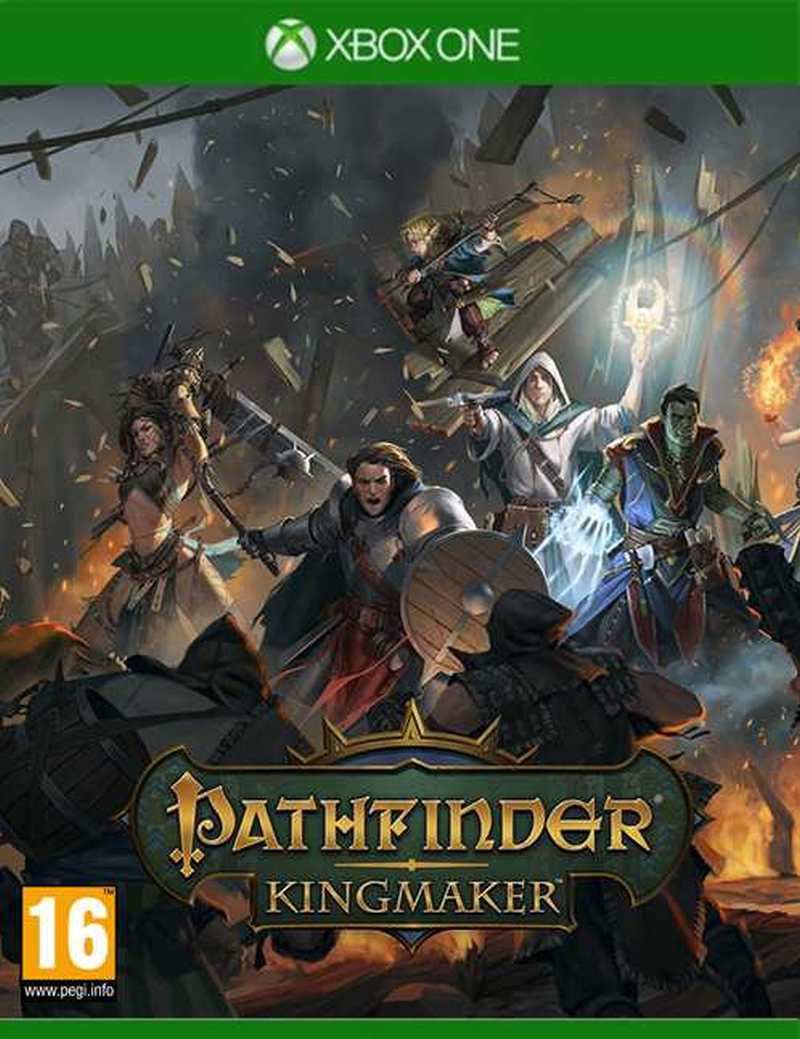 XBOX ONE Pathfinder - Kingmaker