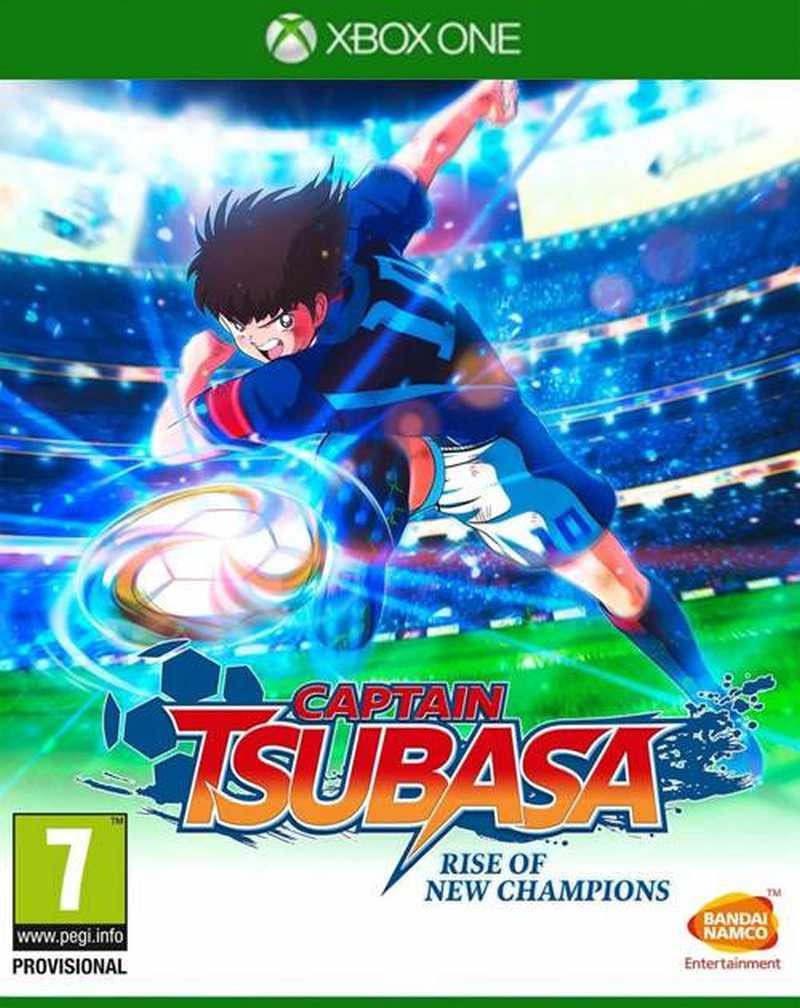 XBOX ONE Captain Tsubasa - Rise of New Champions