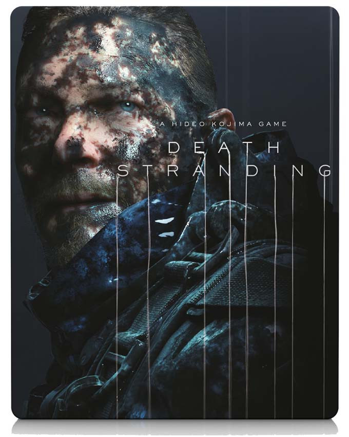 PCG Death Stranding - Steelbook Edition