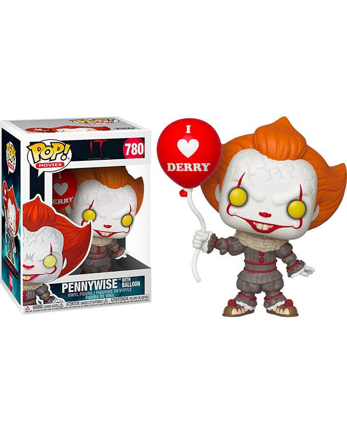 Figura POP! It Chapter 2 - Pennywise with Ballon