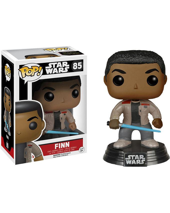 Figura POP! Star Wars EP7 - Finn With Lightsaber