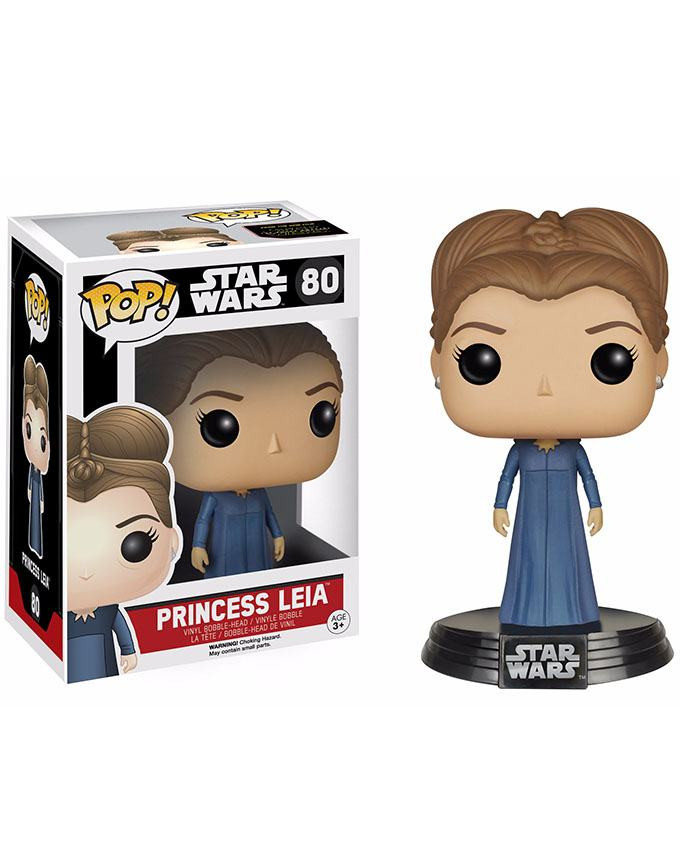 Figura POP! Star Wars EP7 - Princess Leia