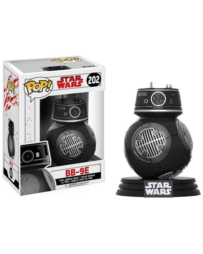 Figura POP! Star Wars EP8 - BB-9E