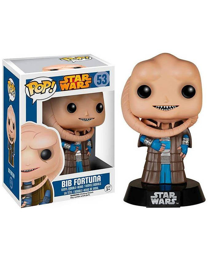 Figura POP! Star Wars - Bib Fortuna