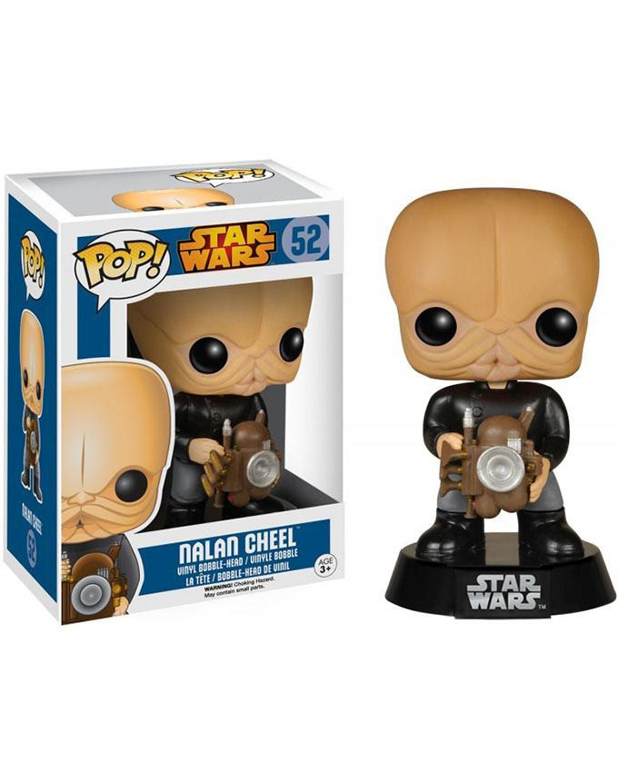 Figura POP! Star Wars - Figrin Dan