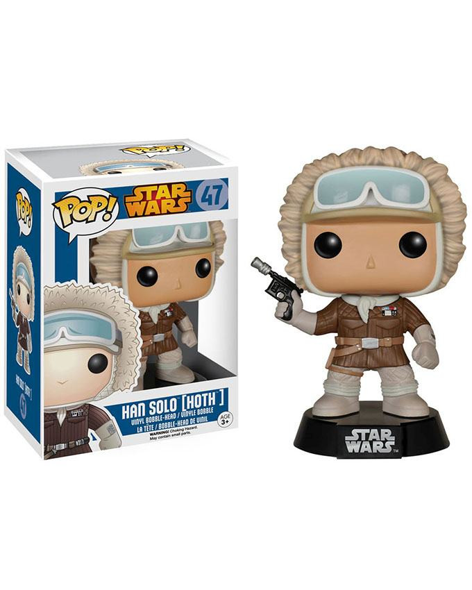 Figura POP! Star Wars - Han Solo Hoth
