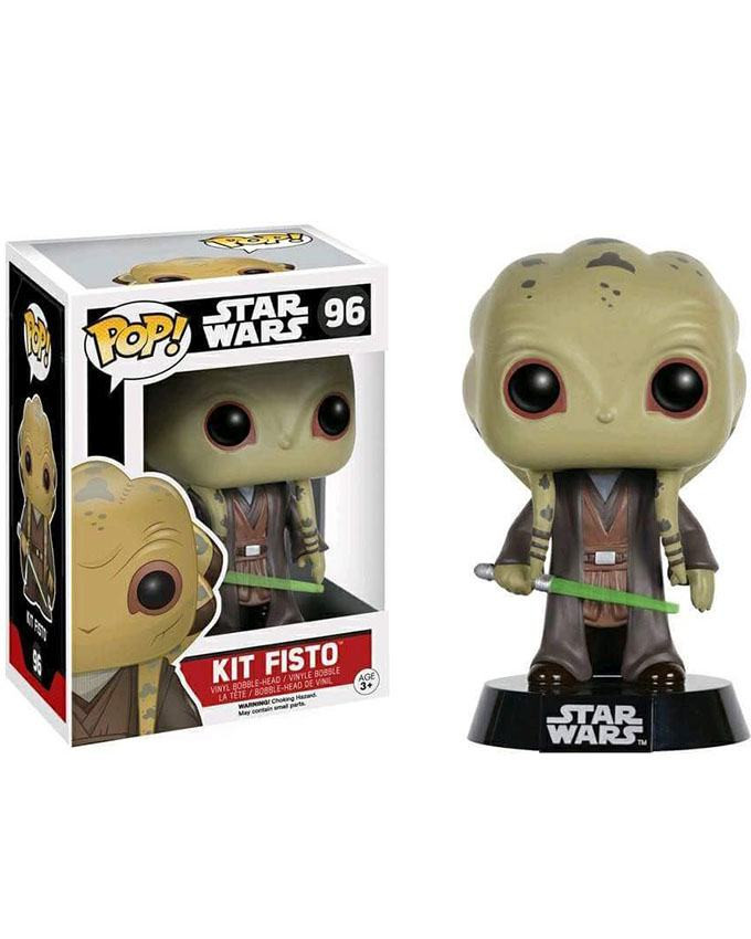Figura POP! Star Wars - Kit Fisto