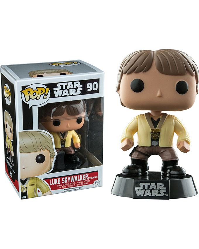 Figura POP! Star Wars - Luke Ceremony