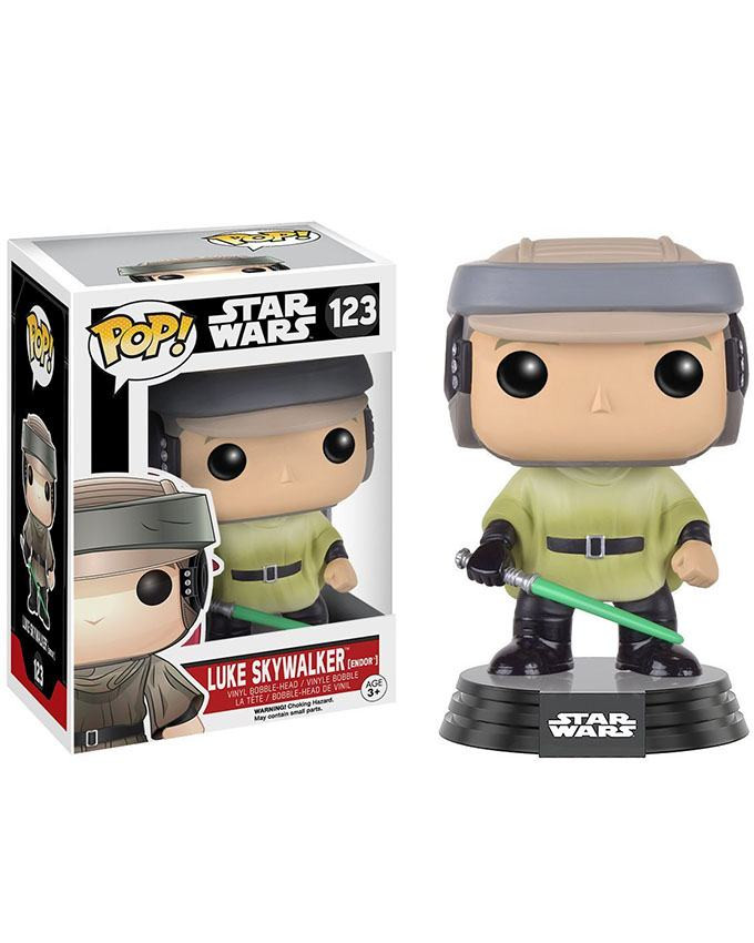 Figura POP! Star Wars - Luke Endor