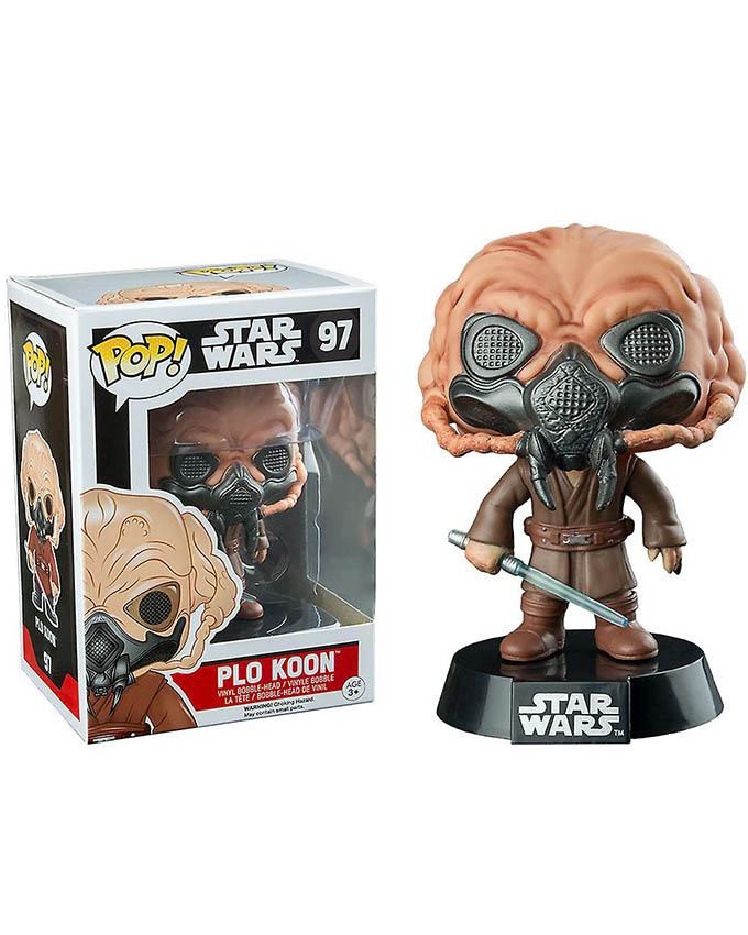 Figura POP! Star Wars - Plo Koon