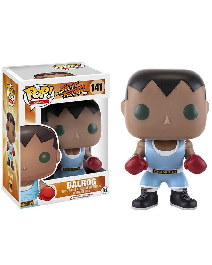 Figura POP! Street Fighter - Balrog