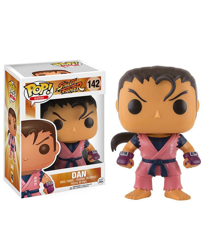 Figura POP! Street Fighter - Dan