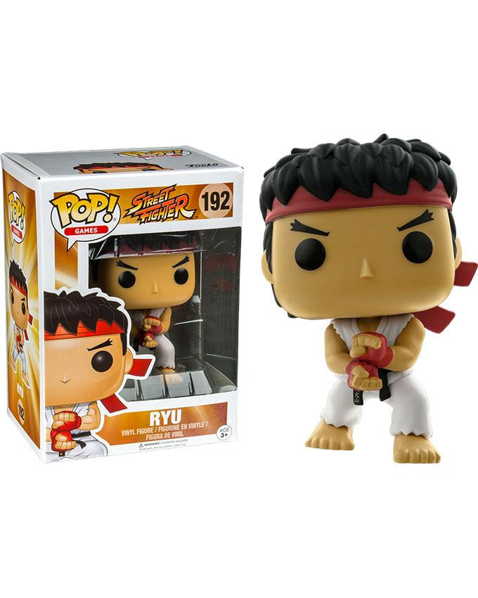 Figura POP! Street Fighter - Ryu (Special Attack)