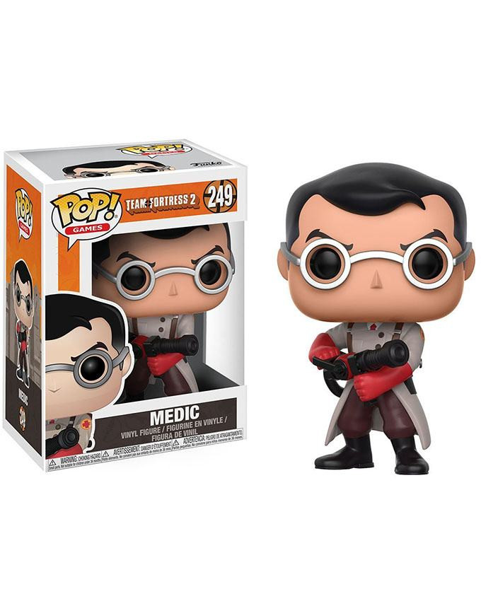 Figura POP! Team Fortress 2 - Medic