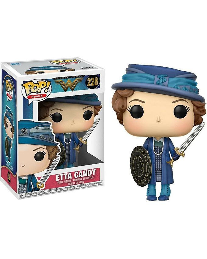 Figura POP! Wonder Woman - Etta With Sword and Shield