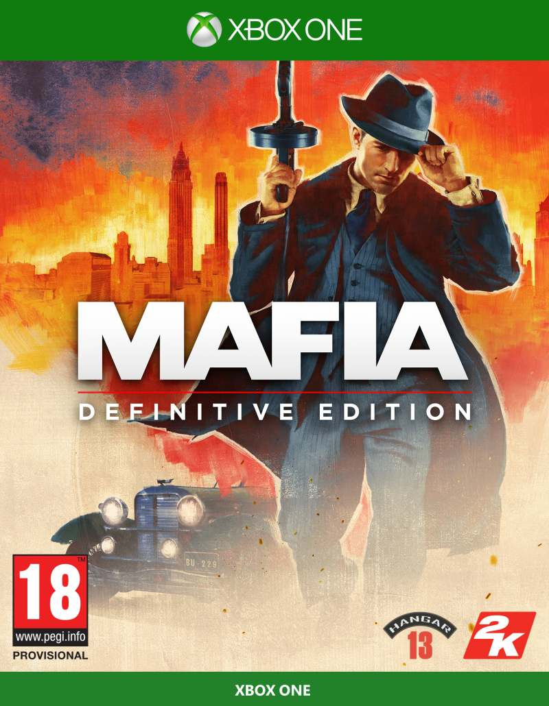 XBOX ONE Mafia Definitive Edition
