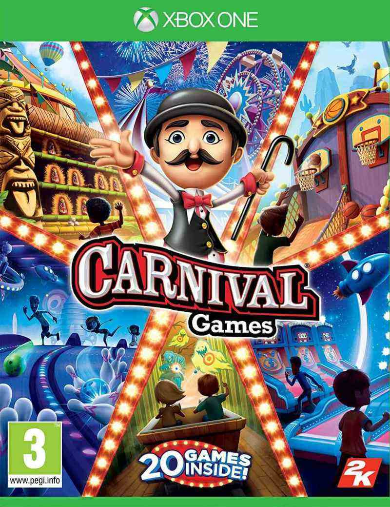 XBOX ONE Carnival Games