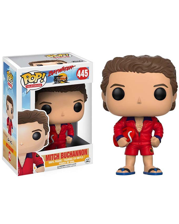 Figura POP! Baywatch - Mitch