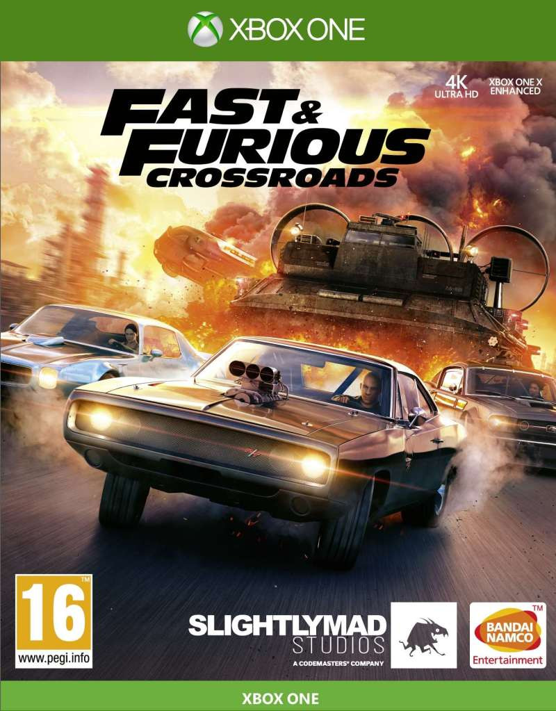 XBOX ONE Fast and Furious - Crossroads
