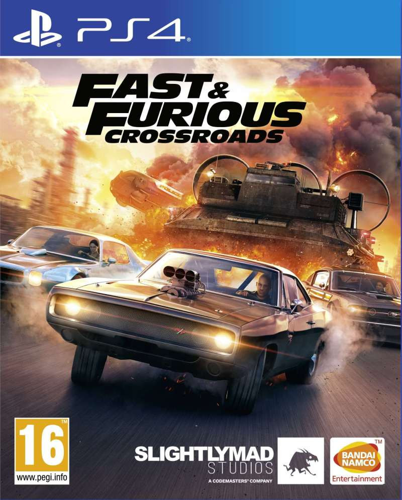 PS4 Fast and Furious - Crossroads