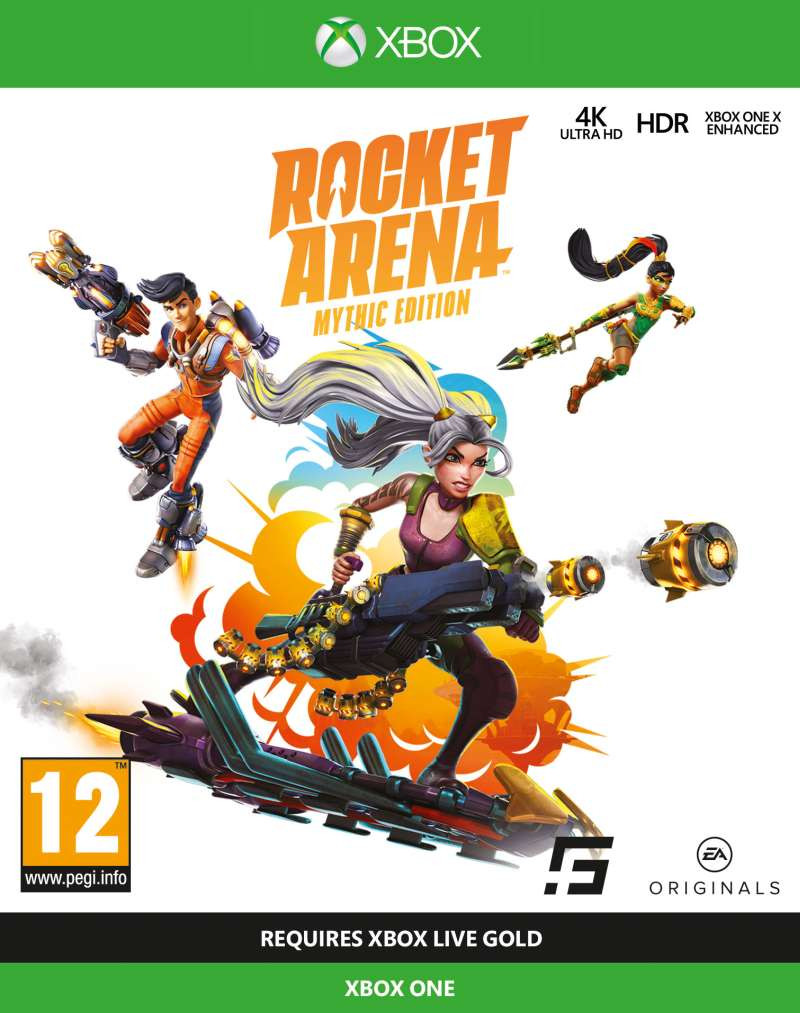 XBOX ONE Rocket Arena - Mythic Edition