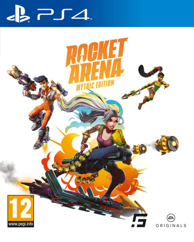 PS4 Rocket Arena - Mythic Edition