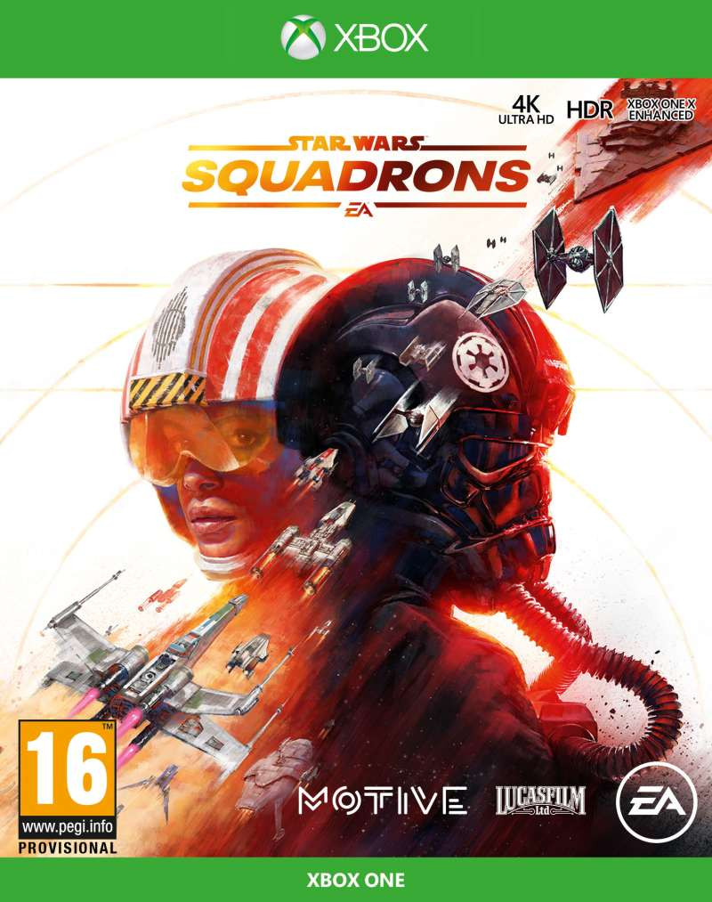 XBOX ONE Star Wars Squadrons
