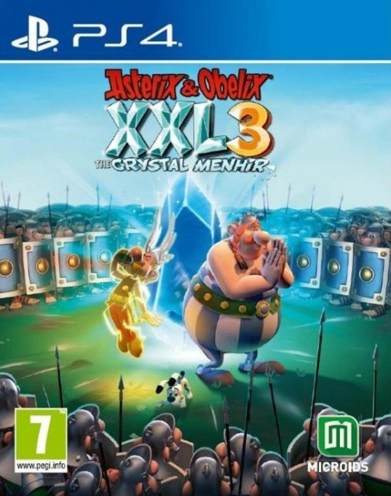 PS4 Asterix and Obelix XXL 3 - The Crystal Menhir