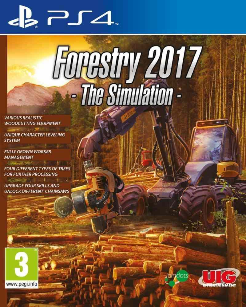 PS4 Forestry 2017 - The Simulation