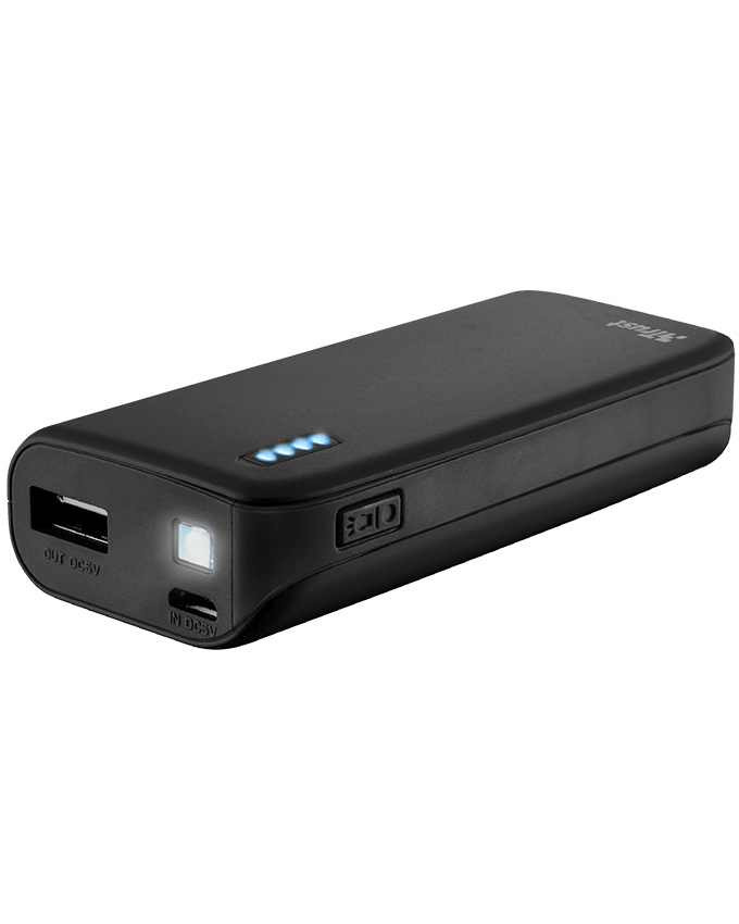 Power Bank Trust Primo Summer 4400 prenosivi Black