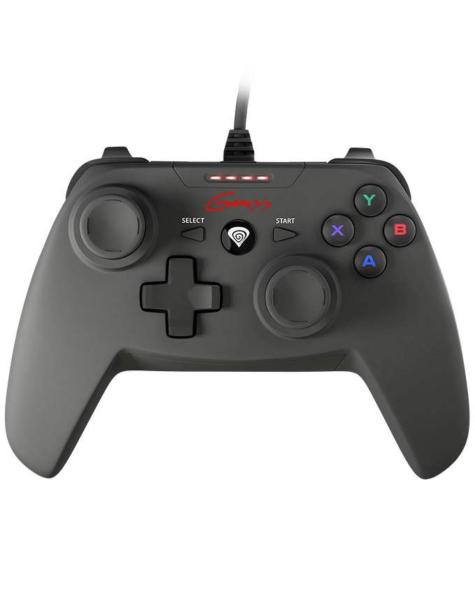 Gamepad Genesis Wired P58 PS3 / PC