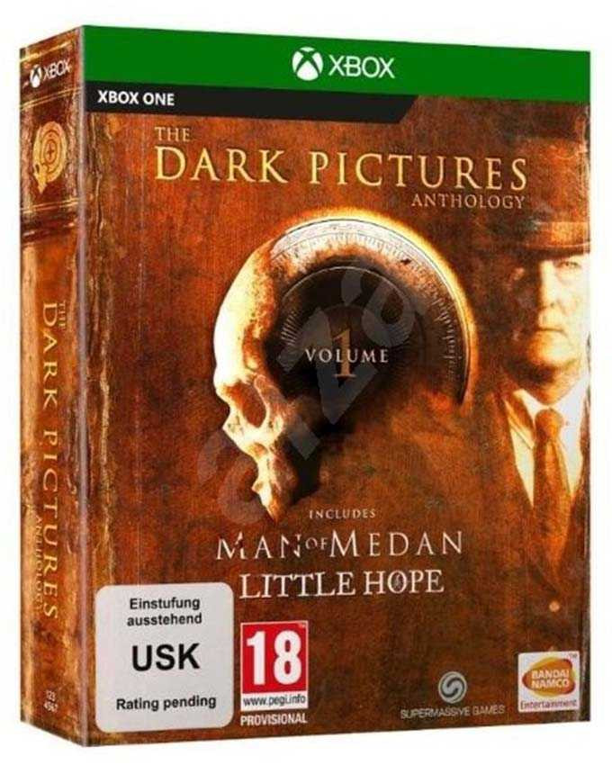 XBOX ONE The Dark Pictures Anthology Volume 1 - Limited Edition
