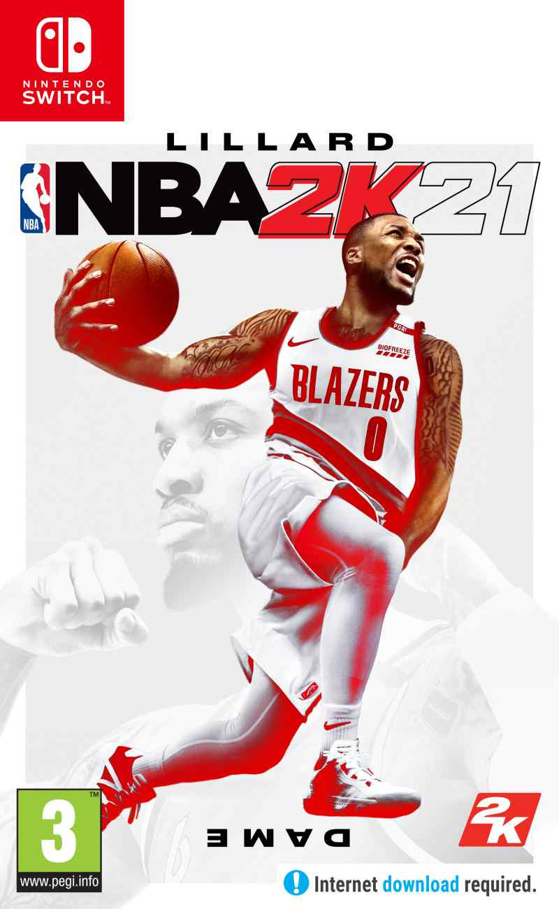 SWITCH NBA 2K21 - igrica za Nintendo SWITCH konzole