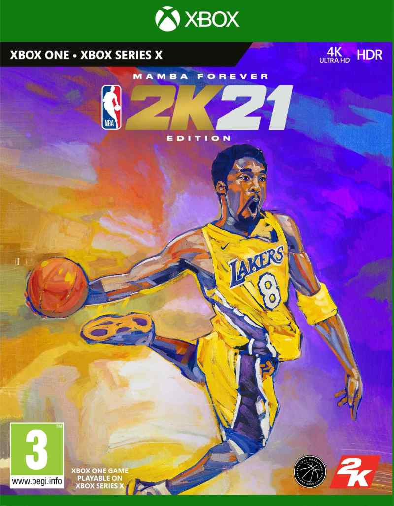 XBOX ONE NBA 2K21 - Mamba Forever Edition