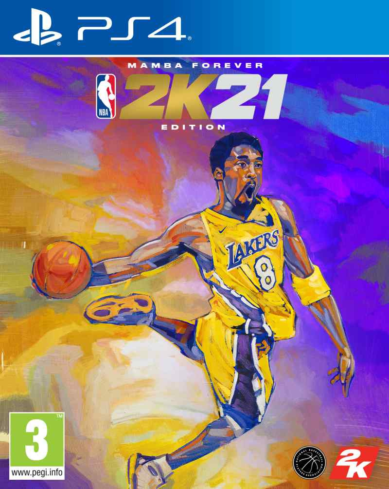 PS4 NBA 2K21 - Mamba Forever Edition