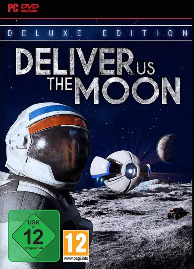 PCG Deliver Us The Moon - Deluxe Edition