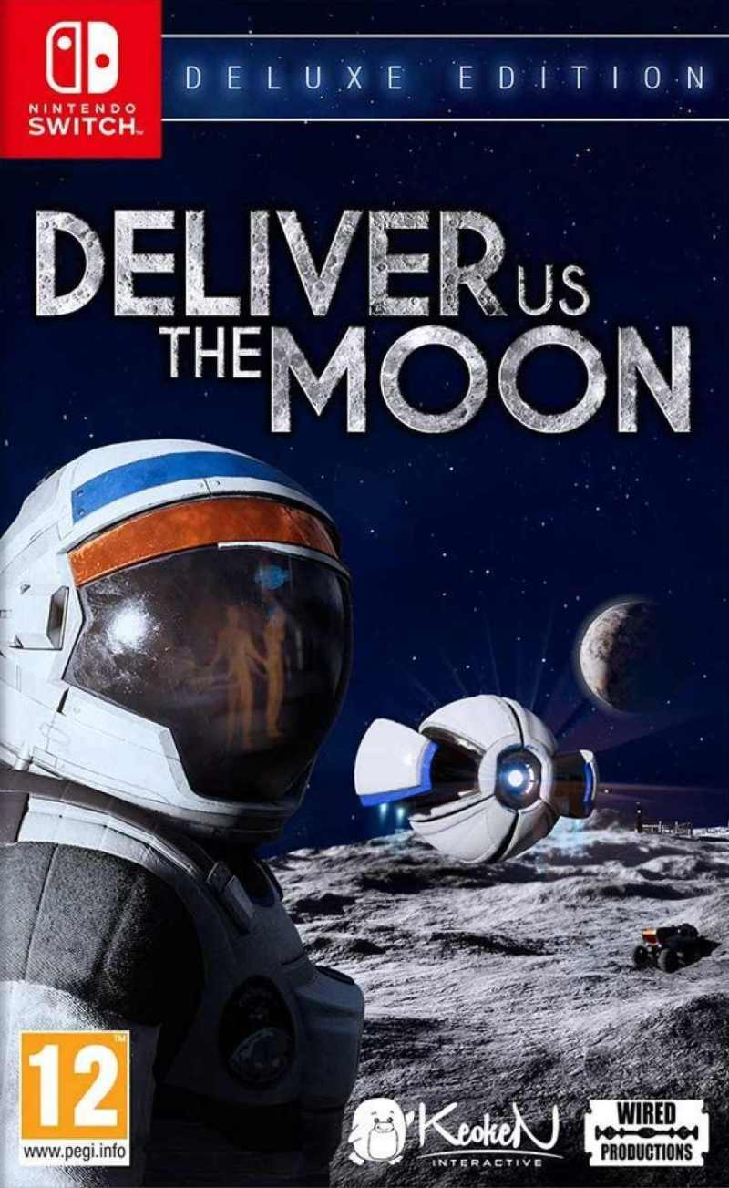 SWITCH Deliver Us The Moon - Deluxe Edition