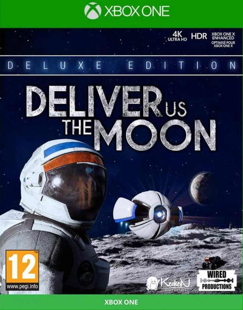XBOX ONE Deliver Us The Moon - Deluxe Edition