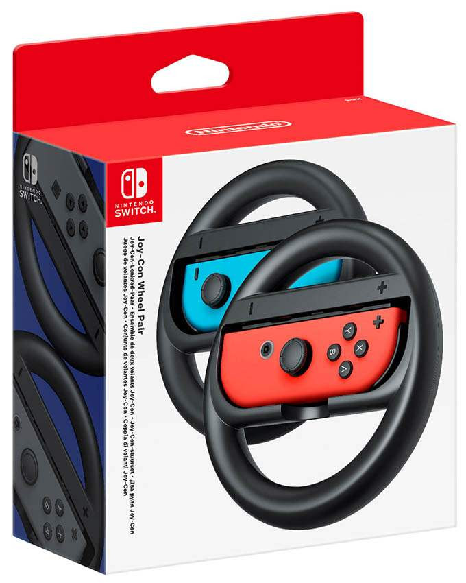 Volan Nintendo SWITCH Joy-Con Wheel Pair