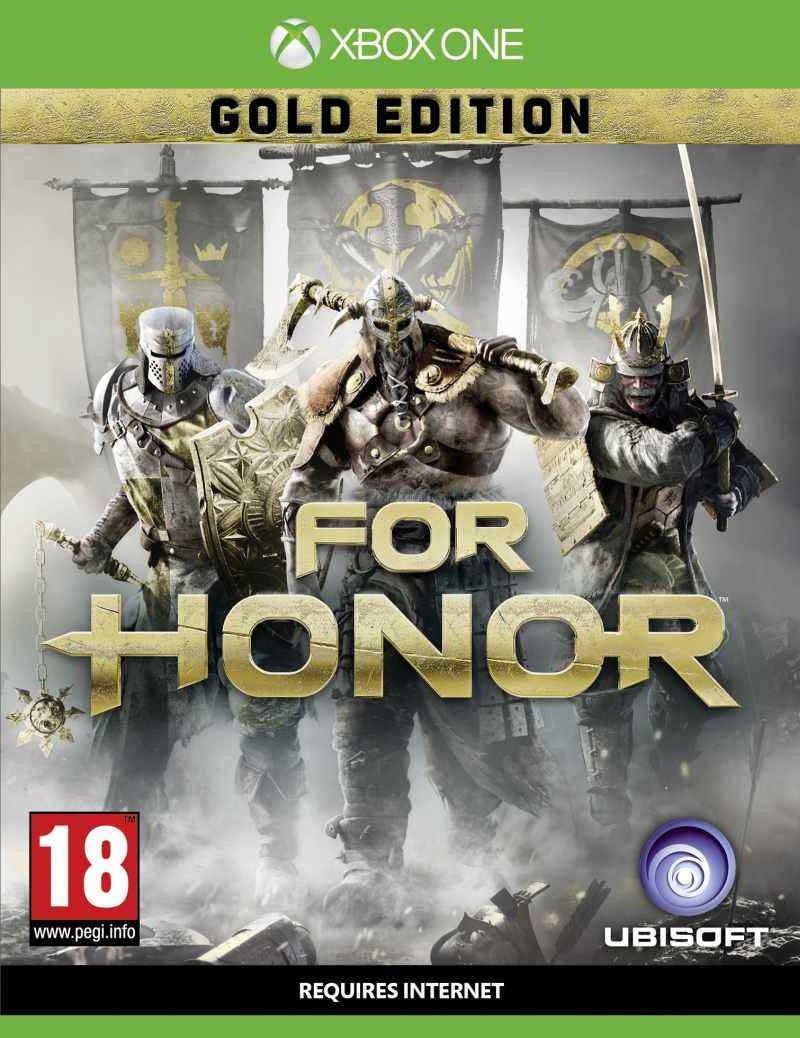 XBOX ONE For Honor - Gold Edition
