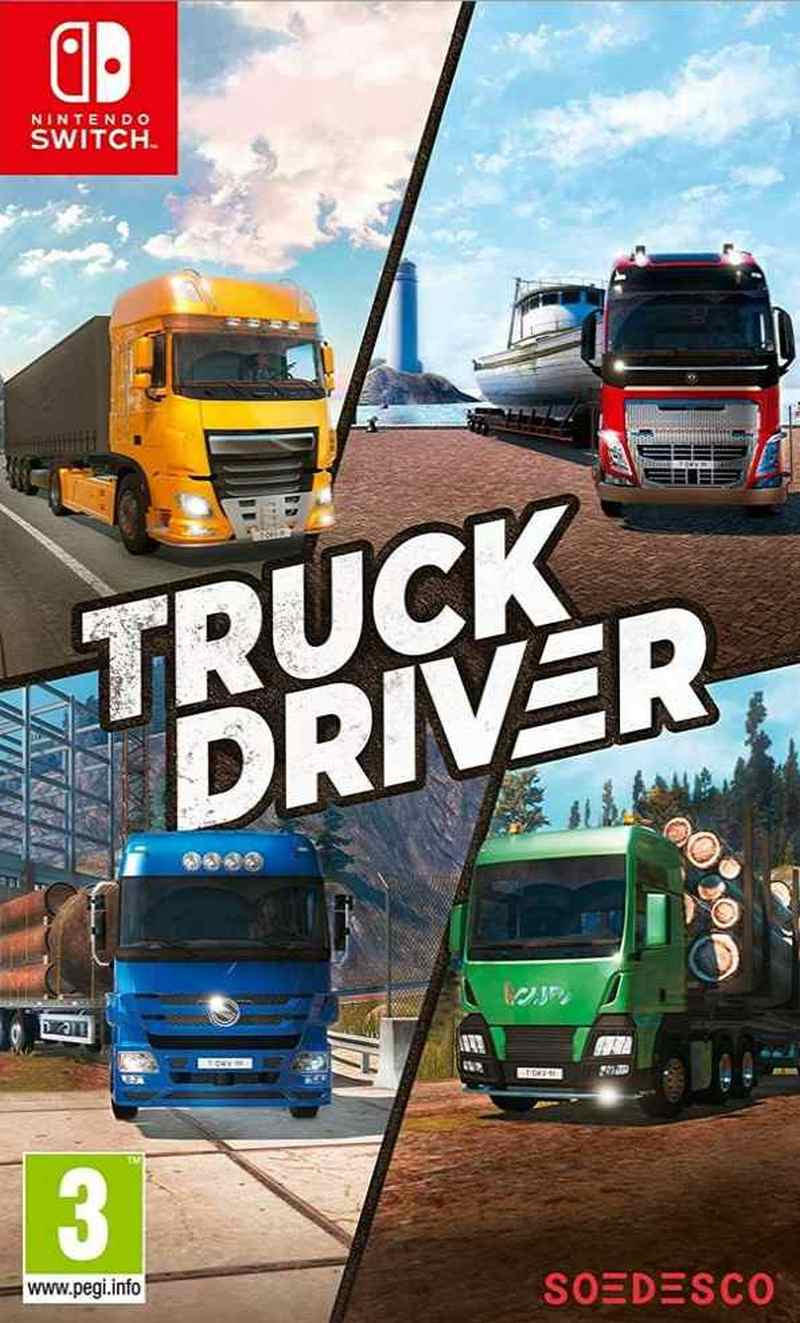 SWITCH Truck Driver