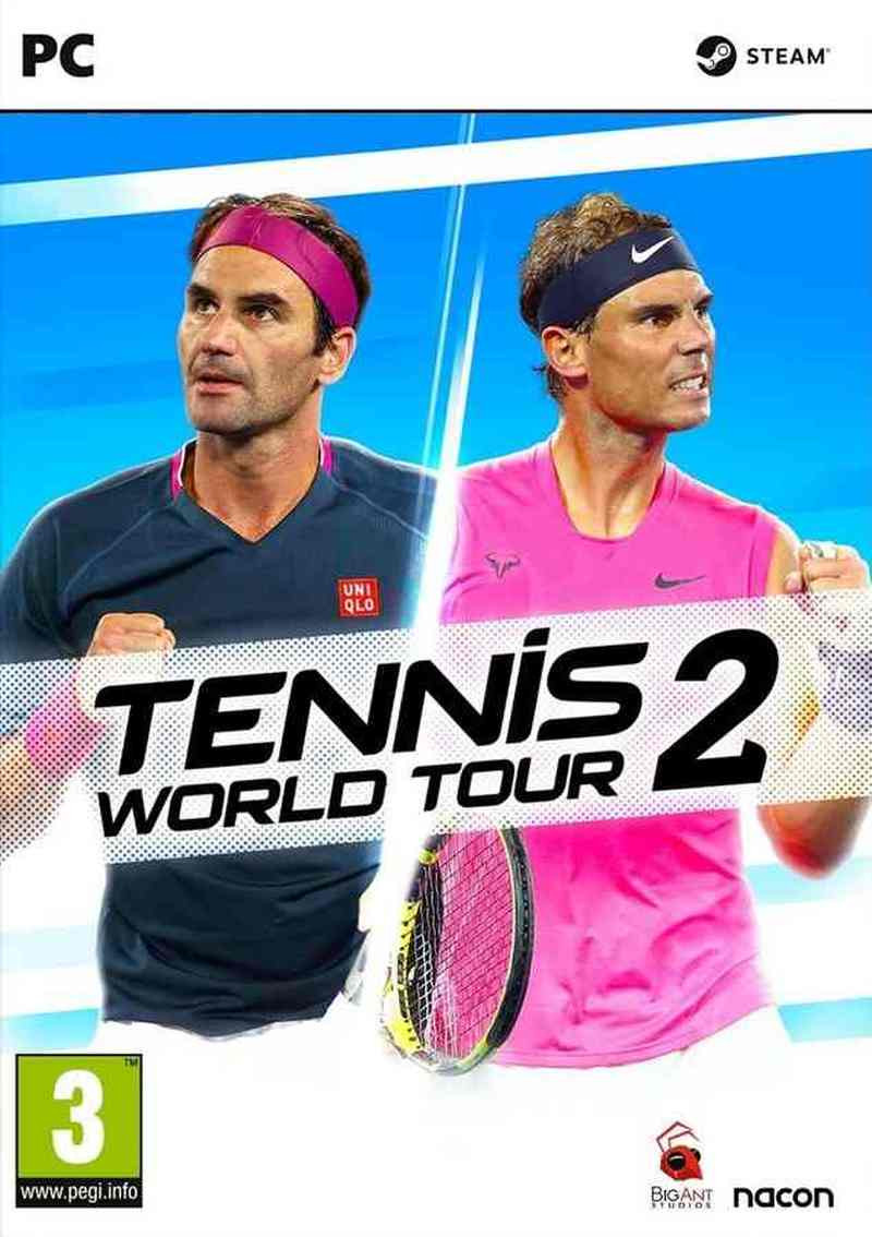 PCG Tennis World Tour 2